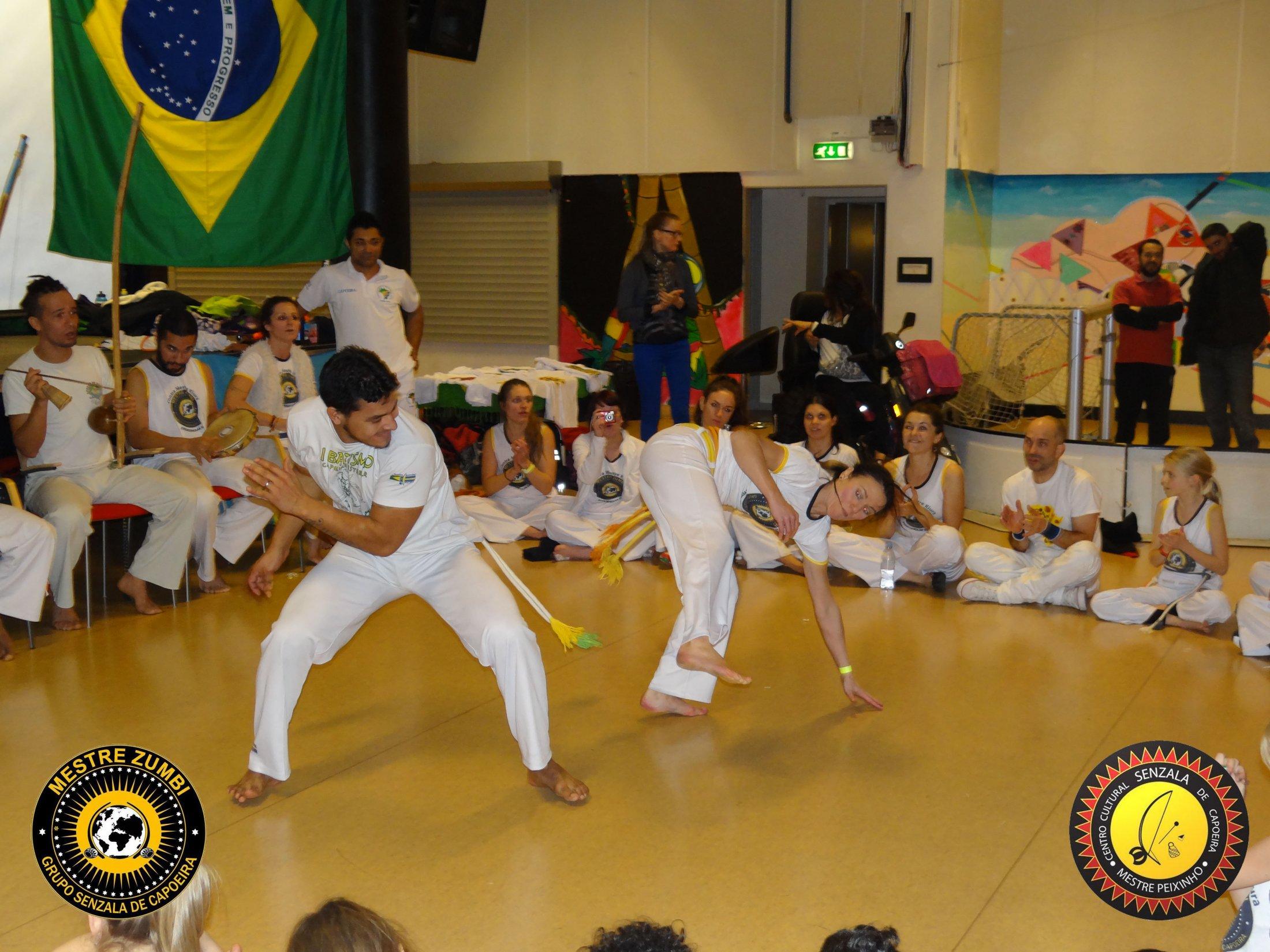 2013-12-14 - Capoeira 101